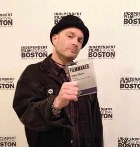 Filmmaker Drew Stone