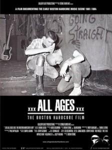 _xxx ALL AGES xxx_ The Boston Hardcore Film