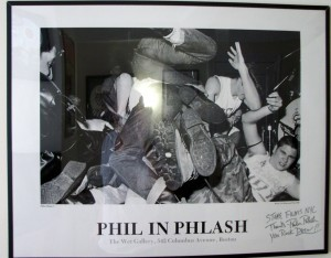 Phil IN Phlash poster