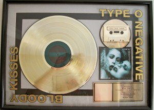Type-O-Negative-gold-record